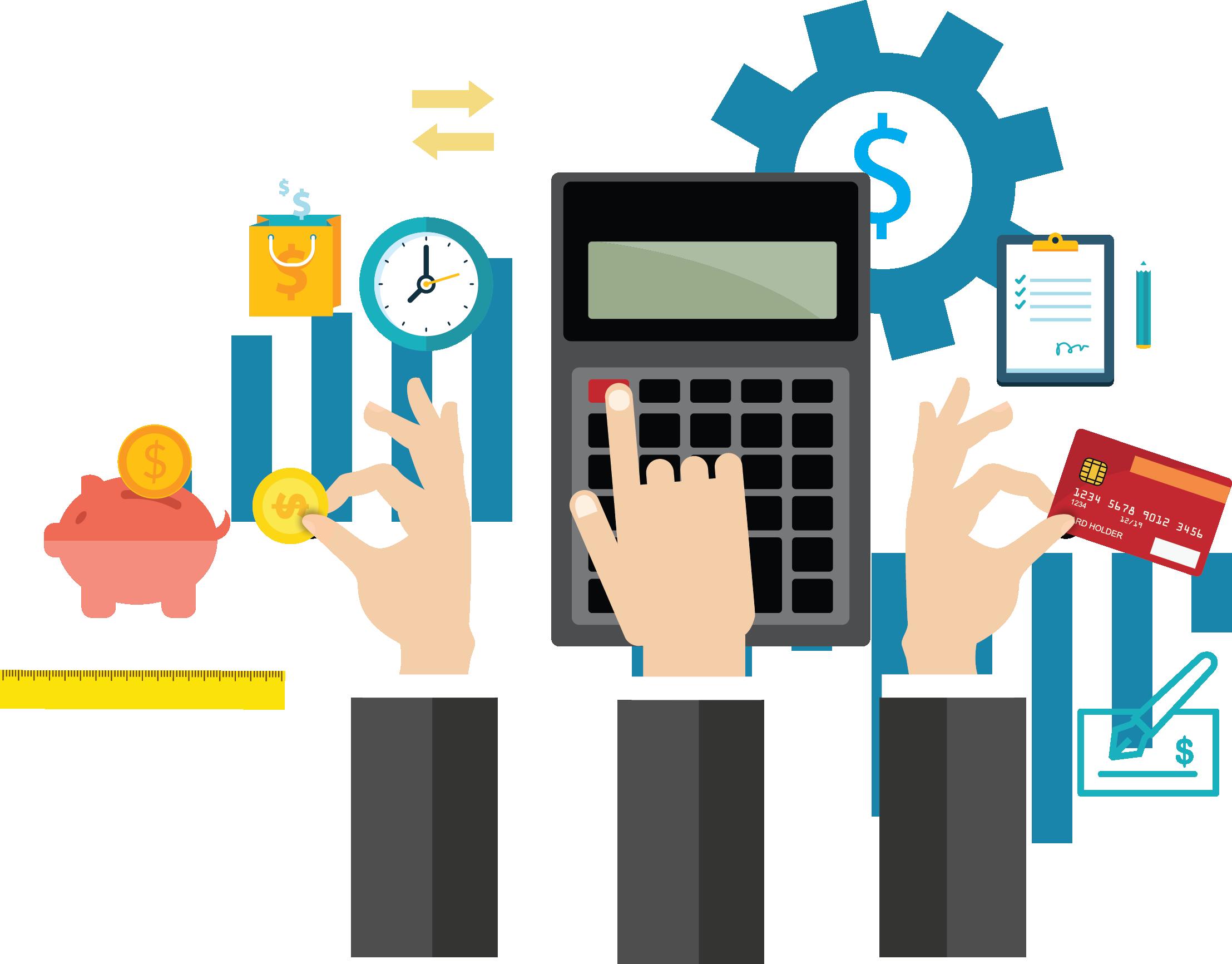 Online billing & customer account management
