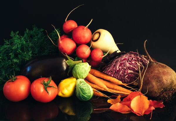 Online vege box and CSA sales system