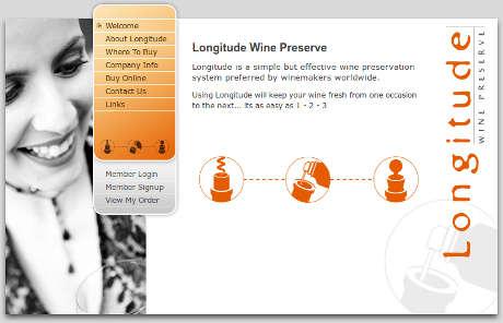 Longitude Wine Preserve
