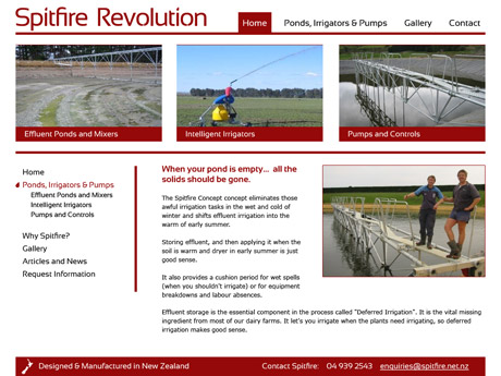 Spitfire Revolution