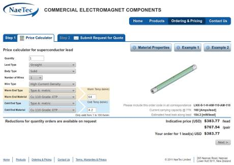 NaeTec - Commercial electromagnet components