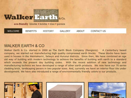 Walker Earth Bricks
