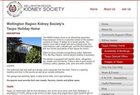 Wellington Kidney Society